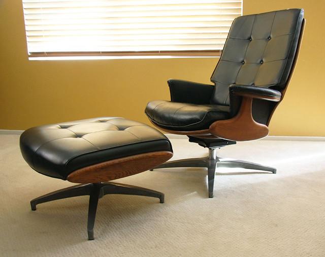 ... Heywood Wakefield Lounge chair u0026 ottoman   by Shawn-Patrick Knight & Heywood Wakefield Lounge chair u0026 ottoman   Shawn-Patrick Knight   Flickr