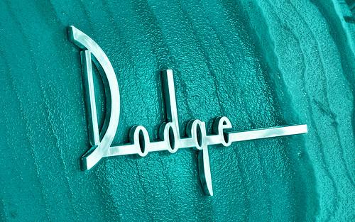 1960 S Dodge Logo Flickr Photo Sharing