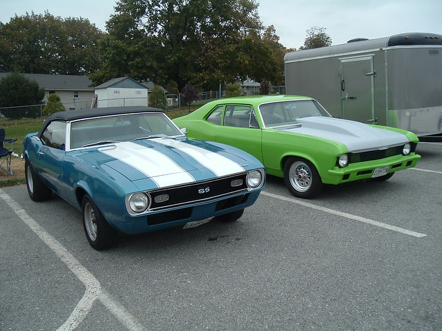 Shrewsbury Car Show