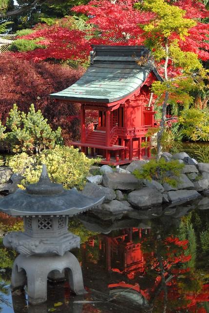 Japanese Garden Point Defiance Park Tacoma WA | Jack Maynard | Flickr