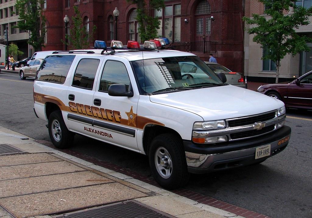 Alexandria Virginia Sheriff Alexandria Virginia