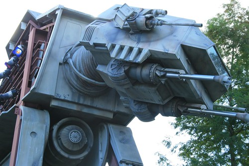 AT-AT Walker at Star Tours | by armadillo444
