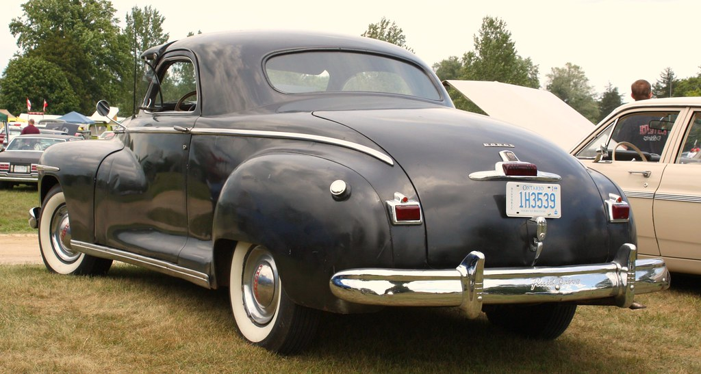 New Dodge Car >> 1948 Dodge Business coupe | Richard Spiegelman | Flickr