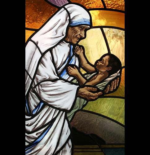 ::.. Knowing Mother Teresa ..: | by Paul Cardin (Never Was An Arrow)