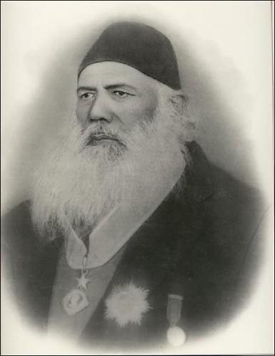 Sir Syed Ahmed Khan Bahadur