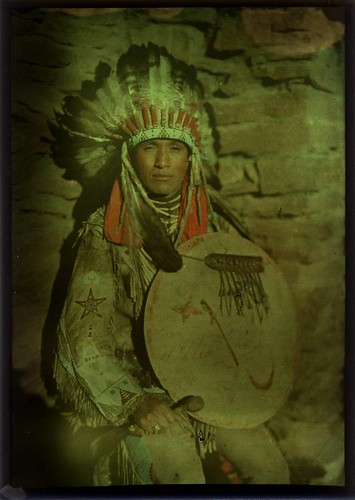 Native American Man | by George Eastman House