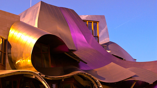 Frank Gehry - Marques de Riscal Hotel Winery - La Rioja Alavesa Spain | by Spanish Hipster