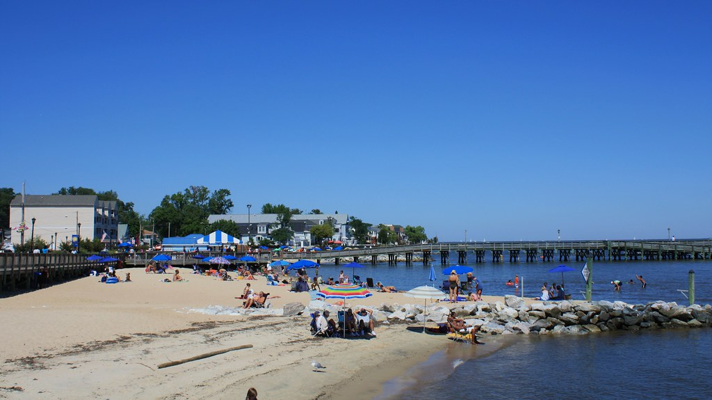 North Beach Md Fishing Pier Report