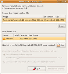 "Screenshot-Make USB Startup Disk | by Kristin ""Shoe"" Shoemaker"
