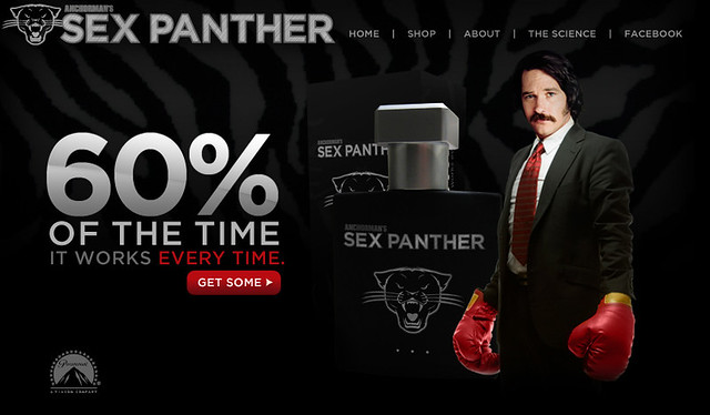 anchorman sex panther video
