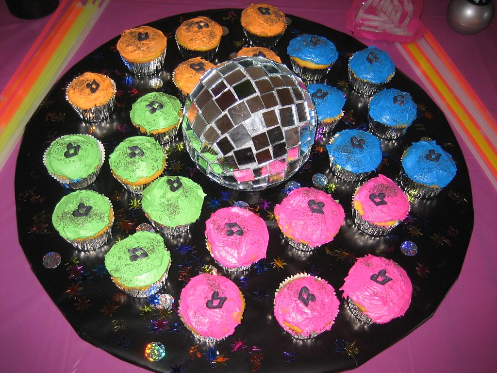 Disco Ball Cake Images