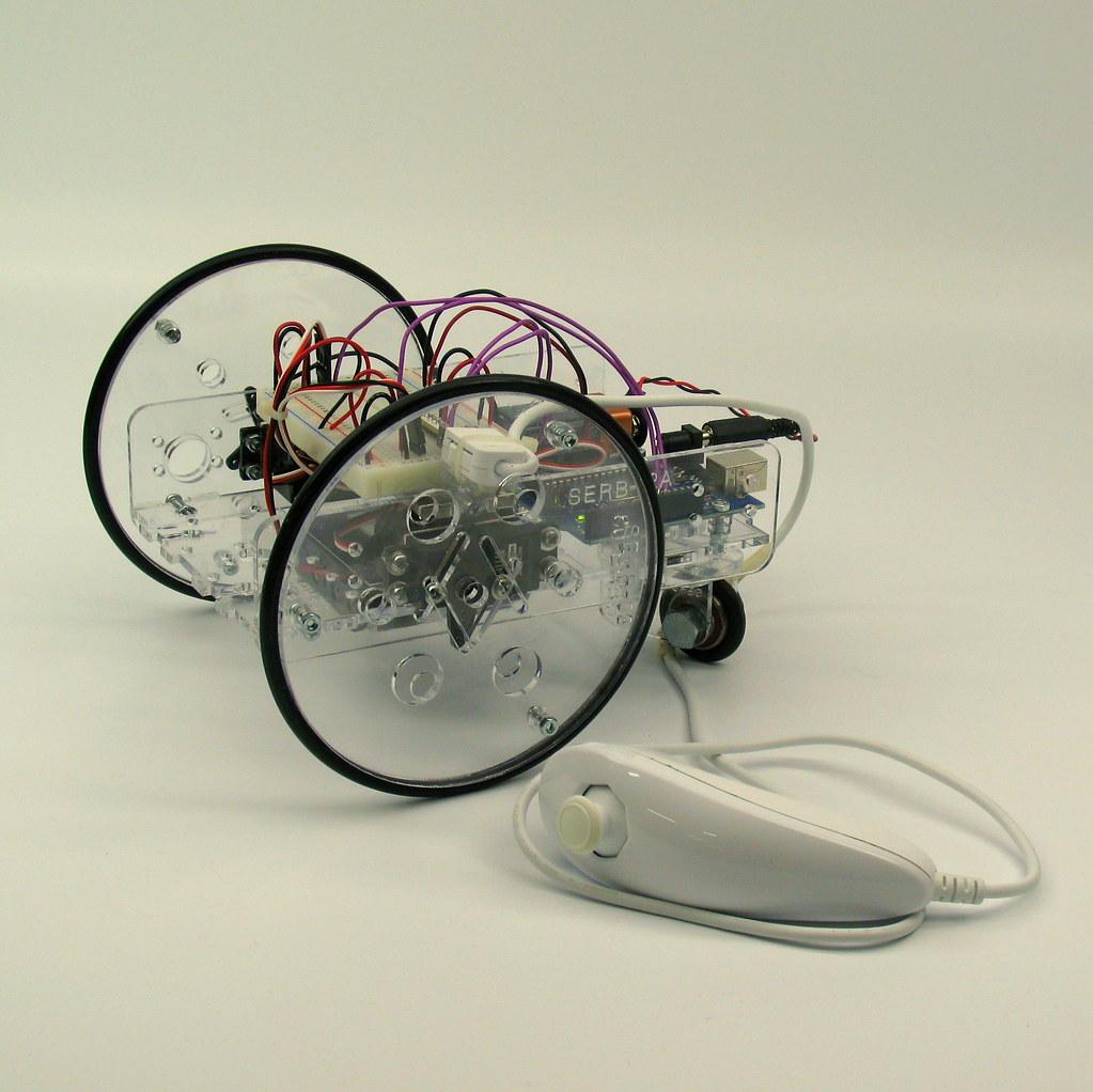 Arduino Nunchuck electronique Pinterest