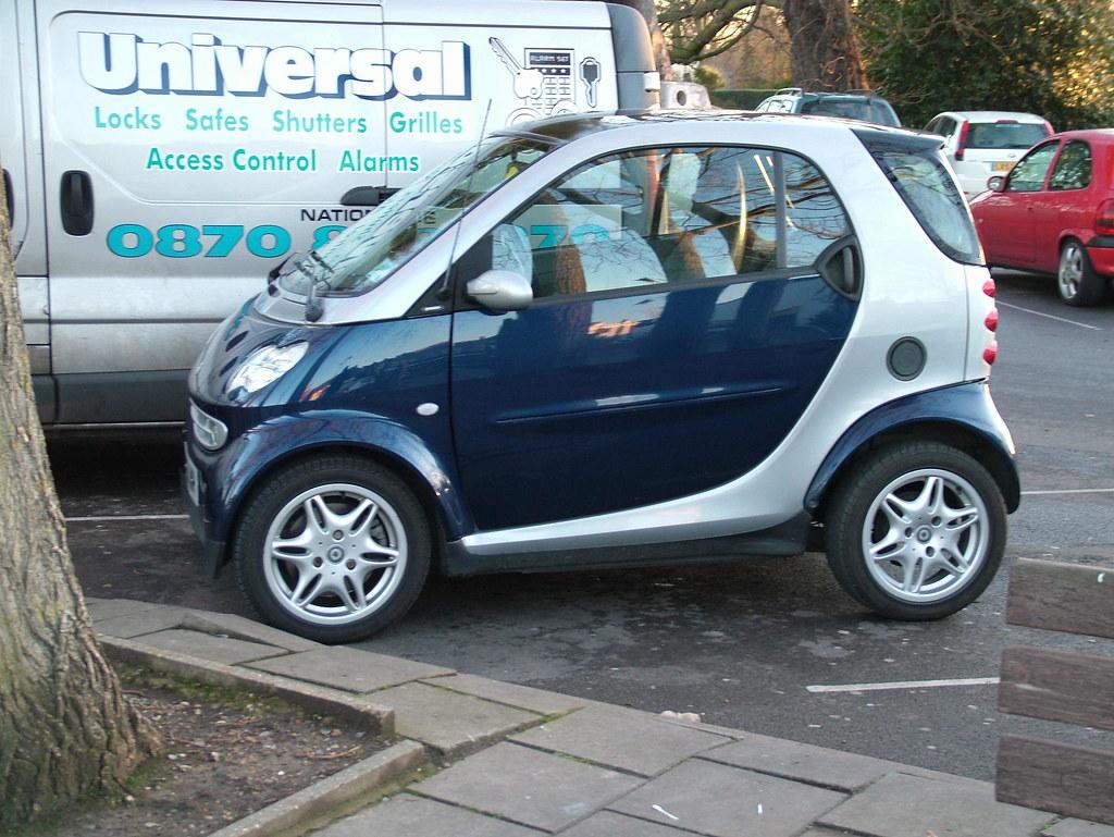 New Smart Car Images
