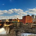High Falls In Winter - Rochester, NY (HDR)