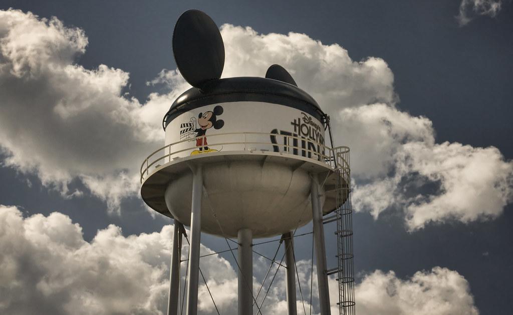 Disney Studio Hollywood Tower Disney's Hollywood Studios