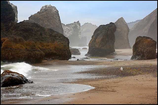 Lincoln City Beach Oregon Rk Amp Tina Flickr