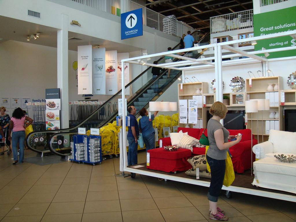 dsc00105 furniture shopping at ikea elizabeth starts from flickr. Black Bedroom Furniture Sets. Home Design Ideas