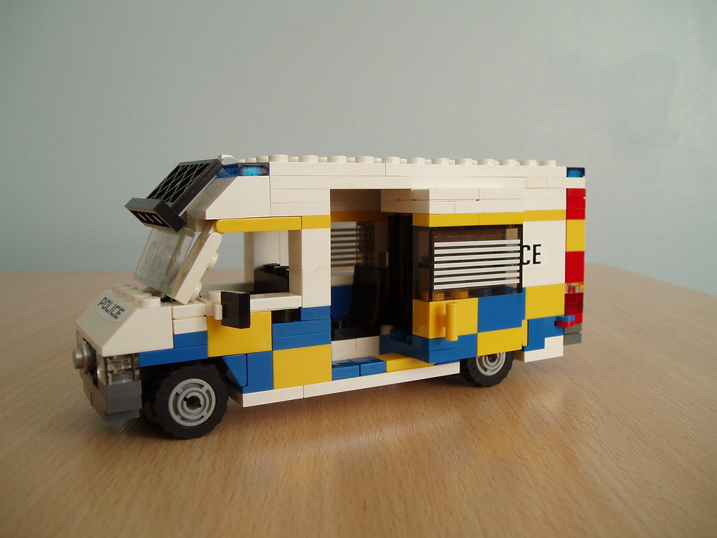 Police Van 3 A Van Wouldn 39 T Be Complete Without A