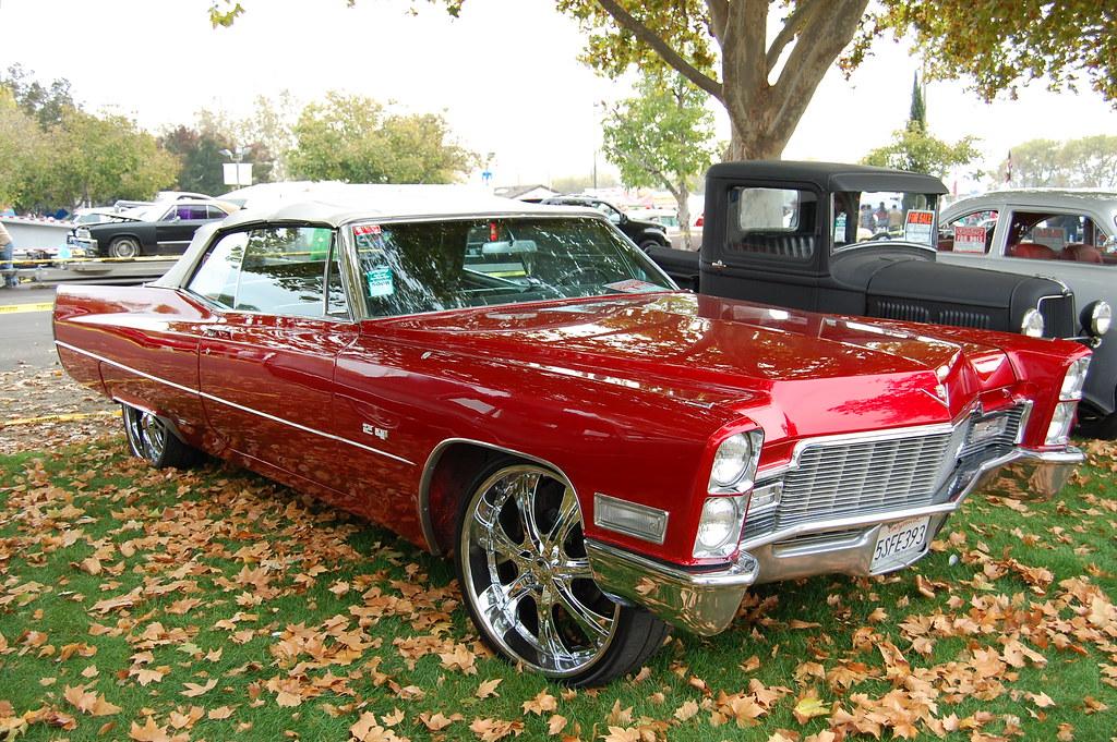 1968 Cadillac Convertible Good Guys 19th Annual Autumn