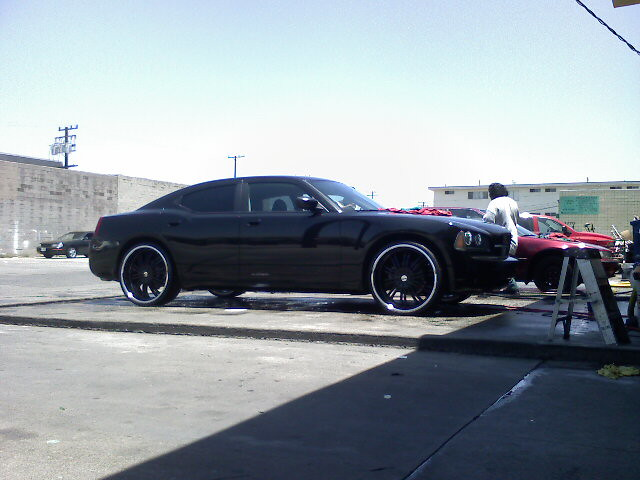 2006 Dodge Charger On 24s Keith Flickr