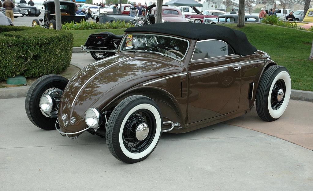 Volkswagen Roadster Howard Gribble Flickr