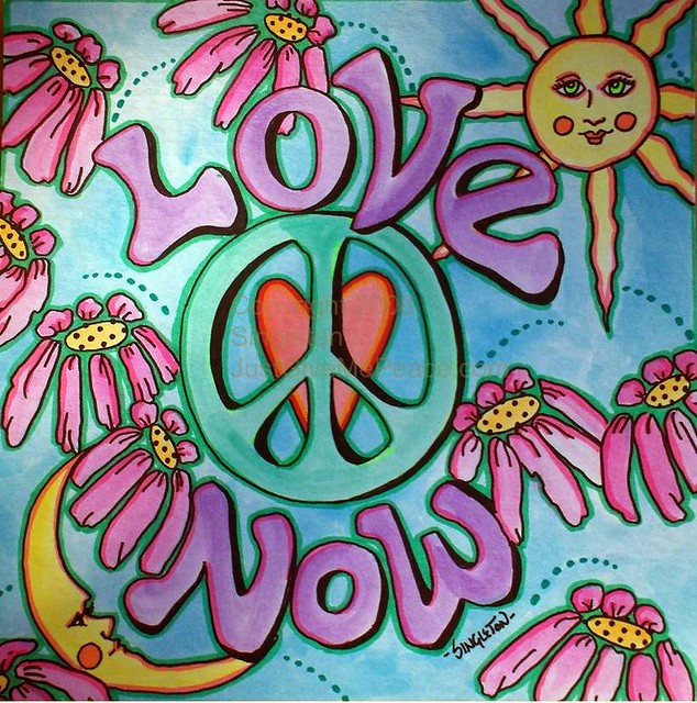 how to make a hippie fall in love with you