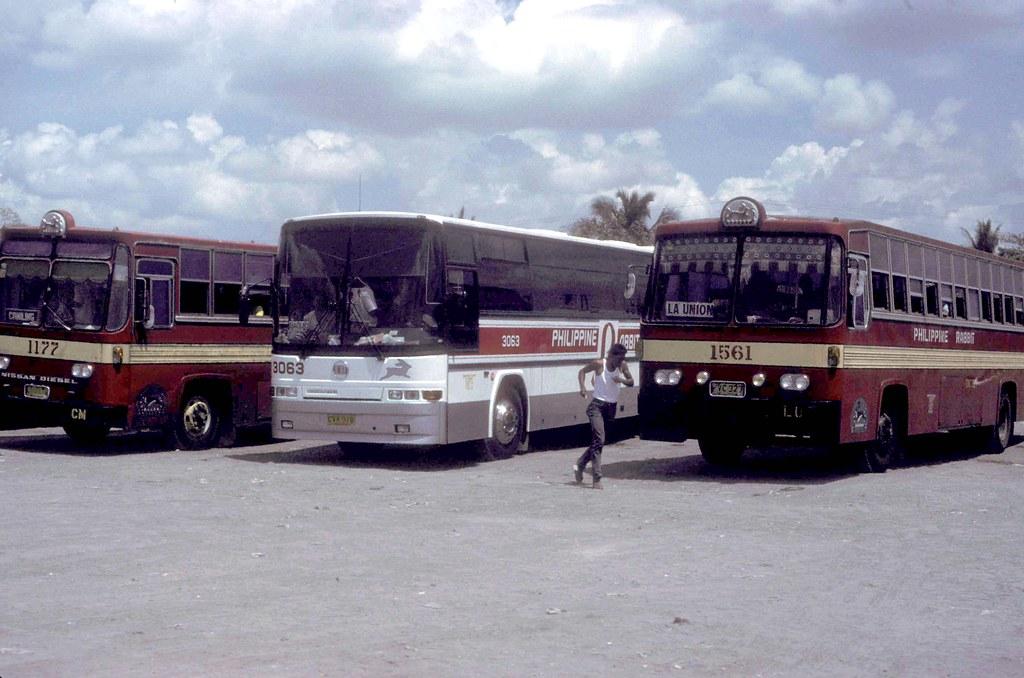 Philippine Rabbit Nissan Diesel (1177) UD Nissan CVK-918 ...