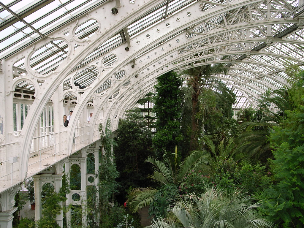 The Temperate House The Temperate House 1868 98 By