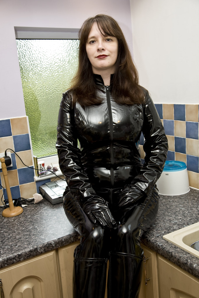 Final Image  Linda As Catwoman New Catsuit  Traveller -2421