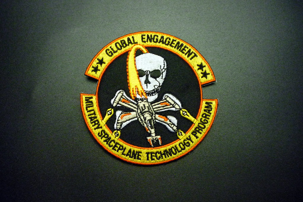Global Engagement Military Spaceplane (MiST)   This patch ...