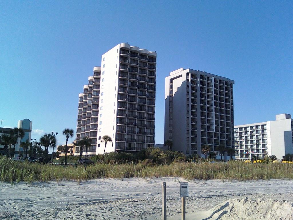 Meridian Plaza Myrtle Beach For Sale