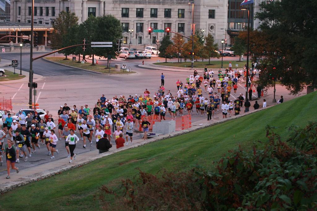 2008 Kansas City Marathon  Images From The 2008 Kansas