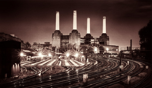 Battersea Power Station | by The Sun and Doves