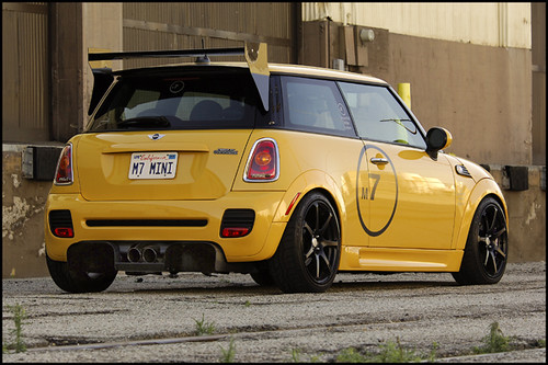 m7 tuning r56 mini cooper s nick english flickr. Black Bedroom Furniture Sets. Home Design Ideas