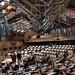 Scottish Parliament Debating Chamber, Edinburgh Royal Mile