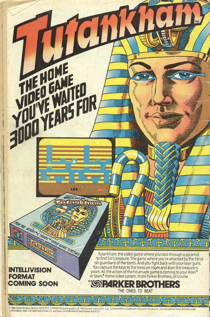 the home video game industry atari