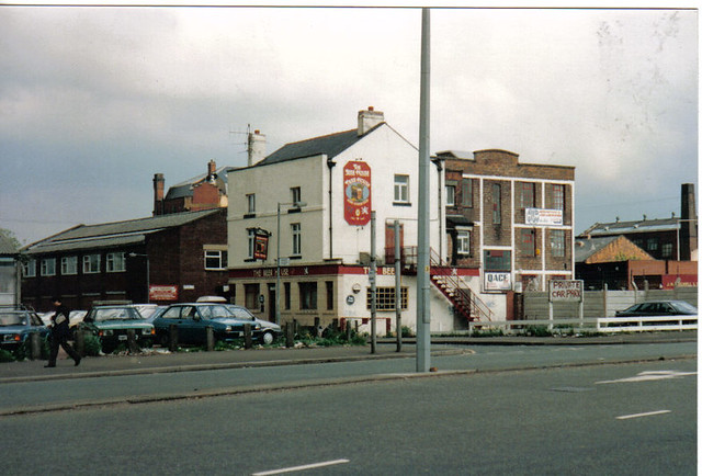 Beer house rochdale road manchester 1990 deltrems flickr for Gardening jobs manchester