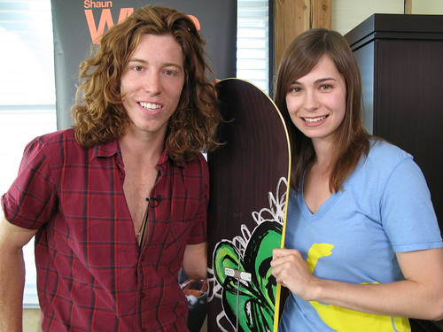 shaun white | by Veronica Belmont