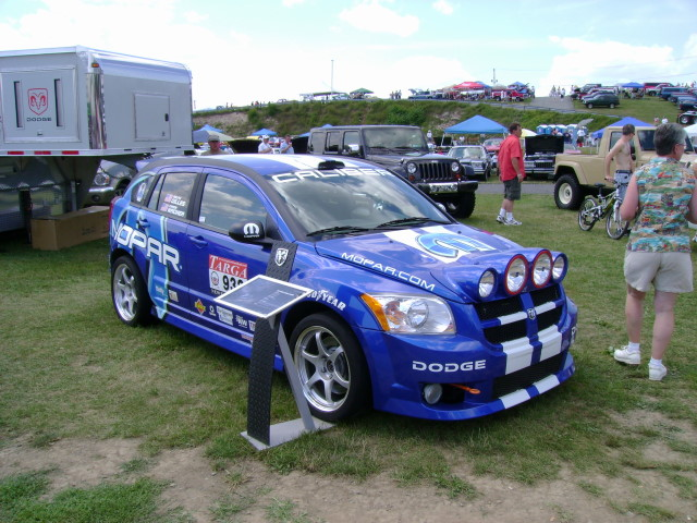 2007 Dodge Caliber Rally Car Targa Newfoundland Competitor Flickr
