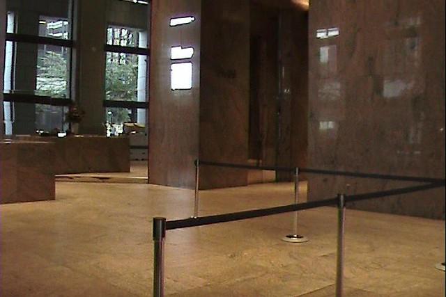goldman sachs: last standing? | Lobby, One Financial ...