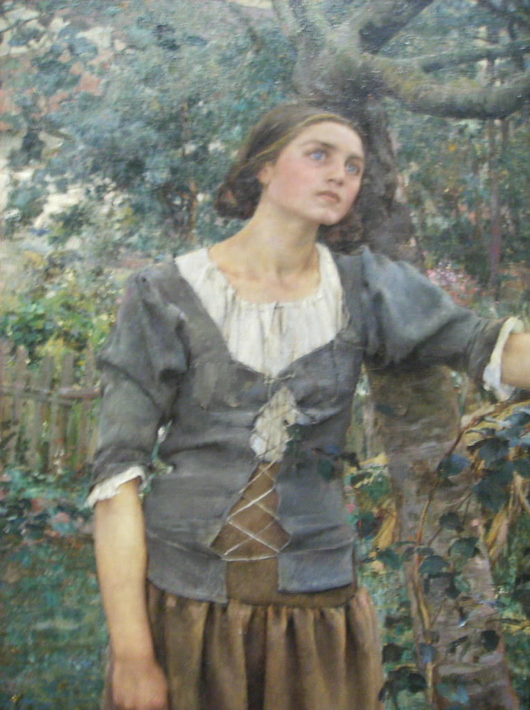 "the significance of jules bastien lepages painting joan of ac Free essay: joan of arc in the metropolitan museum of art in new york city the painting ""joan of arc"" by jules bastien-lepage hangs in the b gerald cantor."