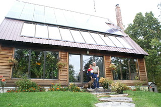 Solar Envelope house, Columbia CT | by WNPR - Connecticut Public Radio