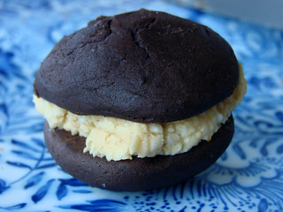 Pumpkin Whoopie Pie! | by nycblondieandbrownie