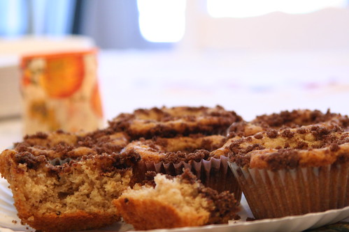 Coffee Cake Muffins | by Jennifer Lynn Photos & Design