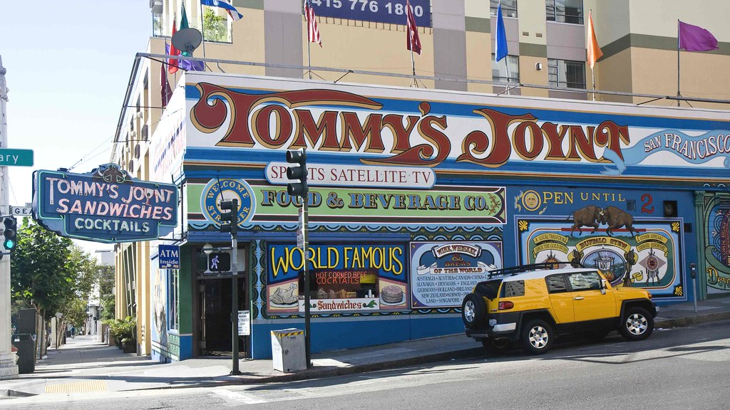 Tommy S Restaurant In Latchford