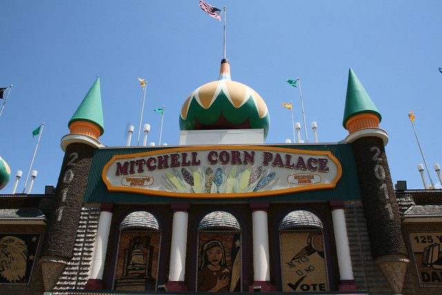 the corn palace coloring pages - photo#33