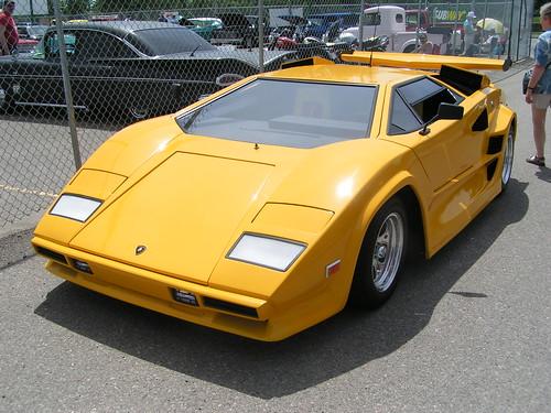 Lamborghini Kit Car Lamborghini Kit Car Pontiac Fiero