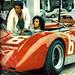 Roberto e seu Chrysler de corrida