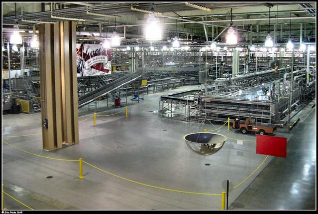Budweiser Factory Tour St Louis