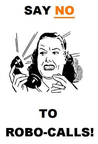 Say No to Robo-Calls | by Mike Licht, NotionsCapital.com